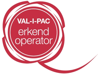 Erkend VAL-I-PAC operator